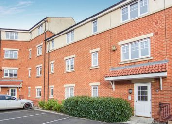 Thumbnail 2 bed flat for sale in Appleby Close, Darlington