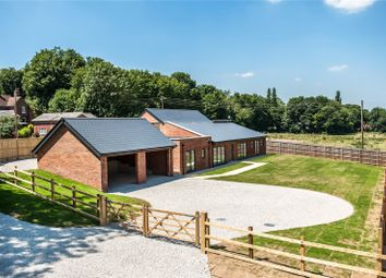 Thumbnail 4 bed detached house for sale in Darland Farm Yard, Pear Tree Lane, Gillingham, Kent