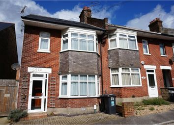 Thumbnail 4 bedroom end terrace house for sale in Northcote Road, Bournemouth