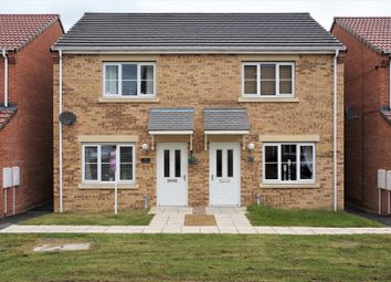 Thumbnail 3 bedroom semi-detached house for sale in Sherbourne Walk, Acklam Green, Middlesbrough
