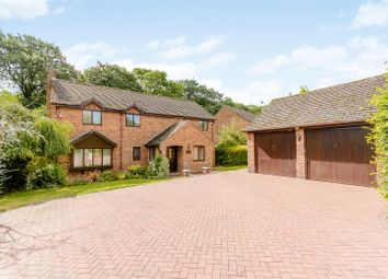 Thumbnail 5 bedroom detached house for sale in Poppyfield Court, Coventry