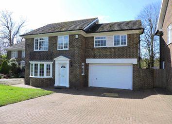 Thumbnail 4 bed detached house to rent in Waterside Gardens, Wallington, Fareham