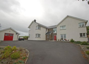Thumbnail 4 bed detached house for sale in Capel Seion, Aberystwyth