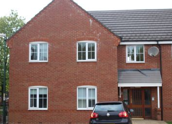 Thumbnail 2 bedroom flat to rent in 1 Church Place Blakenall Heath Walsall WS3-3Hq, Blakenall, Walsall