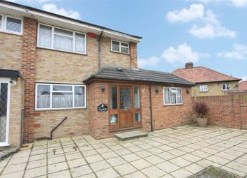 Thumbnail 4 bed end terrace house for sale in Hilliards Road, Cowley, Uxbridge