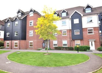 Thumbnail 2 bedroom flat for sale in Heron Court, Bishop's Stortford