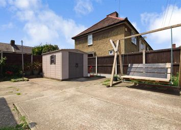 Thumbnail 3 bed end terrace house for sale in Lillechurch Road, Dagenham, Essex