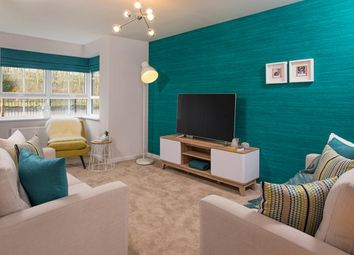 """Thumbnail 3 bedroom detached house for sale in """"Derwent"""" at Mount Street, Barrowby Road, Grantham"""