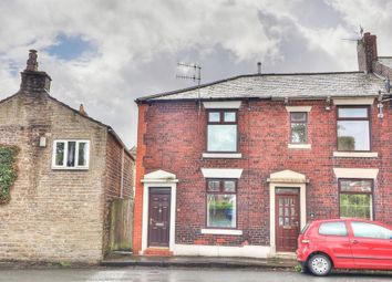 Thumbnail 2 bed end terrace house for sale in Shore Road, Littleborough