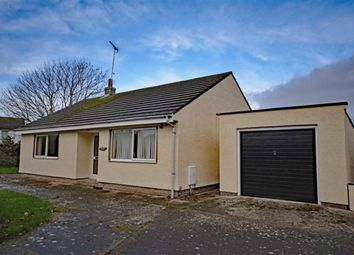 Thumbnail 2 bed detached bungalow for sale in Glencoe Close, Haverigg, Cumbria