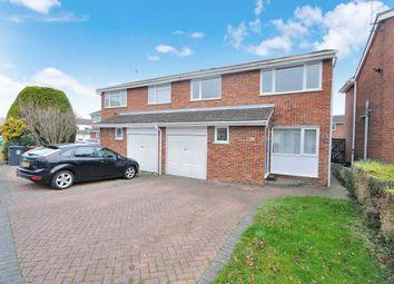 Thumbnail 4 bedroom property to rent in Gerard Avenue, Bishop`S Stortford, Hertfordshire