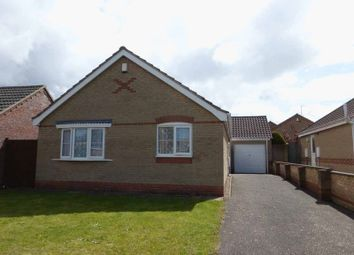 Thumbnail 2 bed detached bungalow for sale in Marjoram Road, Bradwell, Great Yarmouth