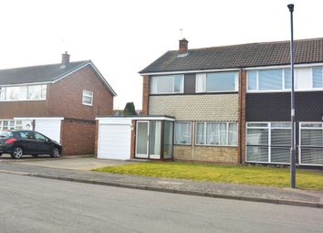 Thumbnail 3 bed semi-detached house to rent in Meadowside, Nuneaton, Warwickshire