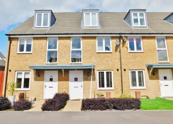 Thumbnail 3 bed town house for sale in Howe Road, Gosport