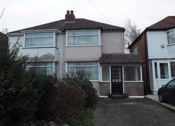 Thumbnail 2 bed property to rent in Summerfield Road, Solihull