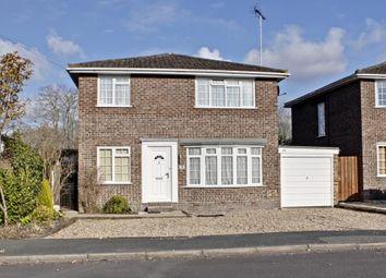 Thumbnail 4 bed detached house for sale in Farnham Road, Fleet
