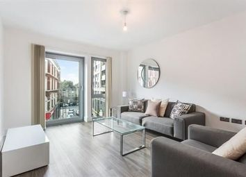 Thumbnail 3 bed flat to rent in Wyvil Road, London