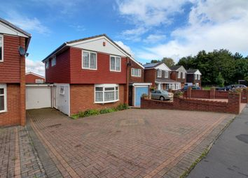 Thumbnail 3 bedroom detached house for sale in Priory Close, West Bromwich