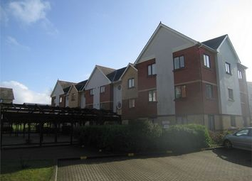 Thumbnail 2 bed flat for sale in Cypher House, Maritime Quarter, Swansea