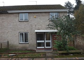 Thumbnail 3 bed property to rent in Ash Close, Thetford