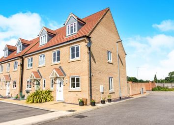 Thumbnail 3 bed semi-detached house for sale in Pavillion Gardens, Lincoln