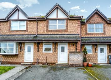 Thumbnail 2 bedroom terraced house for sale in Ward Close, Penrhyn Bay, Conwy, North Wales