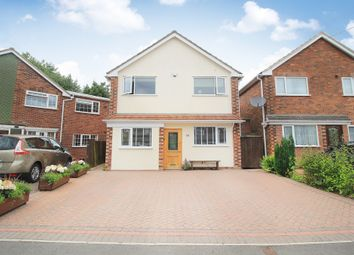 Thumbnail 3 bed detached house for sale in Kingswood Close, Shirley, Solihull