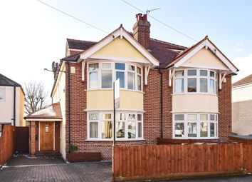 Thumbnail 5 bed semi-detached house to rent in Ramsay Road, Headington, Oxford