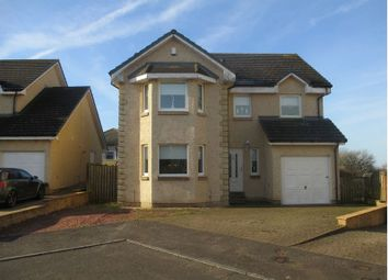 Thumbnail 6 bed property for sale in Henry Quadrant, Newarthill, Motherwell