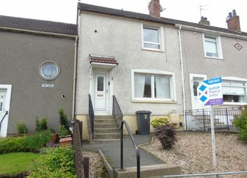 Thumbnail 2 bed terraced house for sale in Tayside, Burnfoot, Airdrie