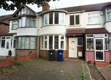 Thumbnail 3 bed terraced house for sale in Wyresdale Crescent, Perivale, Greenford, Greater London