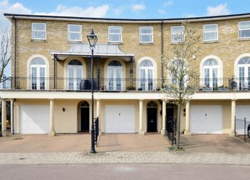 Thumbnail 4 bed town house for sale in Savery Drive, St James Park, Surbiton
