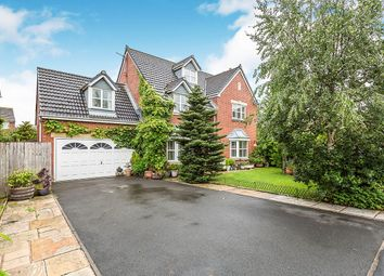 Thumbnail 5 bed detached house for sale in Pasture Drive, Garstang, Preston