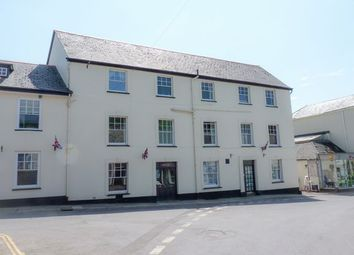 Thumbnail 2 bed flat for sale in High Street, Dulverton