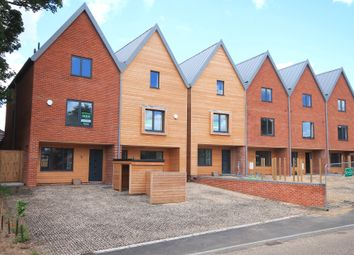 Thumbnail 4 bedroom terraced house for sale in The Mews, Barons Hall Lane, Fakenham