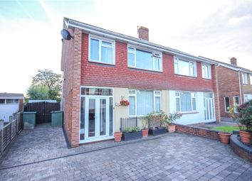 Thumbnail 4 bed semi-detached house for sale in Samuel White Road, Hanham, Bristol