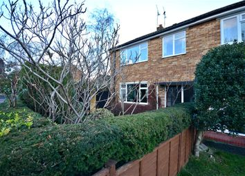 Thumbnail 3 bed semi-detached house for sale in York Way, Sandhurst, Berkshire
