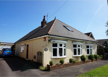 Thumbnail 3 bed detached house for sale in New Cut, Hayling Island