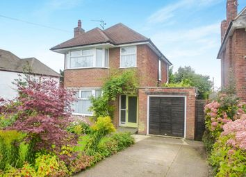 Thumbnail 3 bed detached house for sale in Queensway, Wellingborough