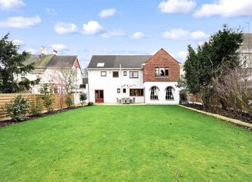 Thumbnail 5 bed detached house for sale in The Avenue, London