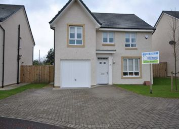 Thumbnail 4 bedroom detached house for sale in Craighall Bank, Kilmarnock