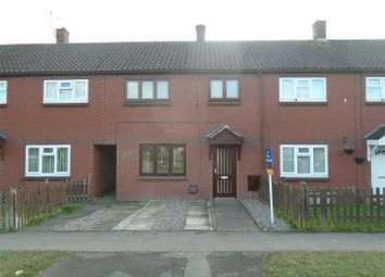Thumbnail 3 bedroom terraced house for sale in Field Crescent, Shrewsbury