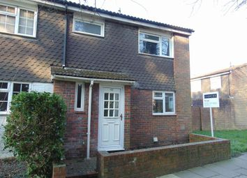 Thumbnail 3 bed terraced house to rent in Jewel Walk, Crawley