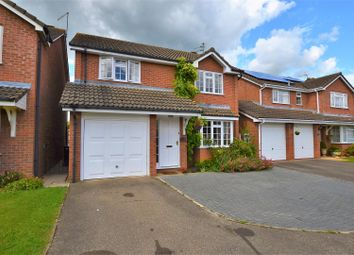 Thumbnail 4 bed detached house for sale in Turnpole Close, Stamford