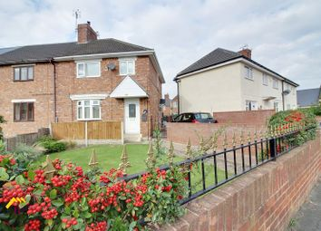 Thumbnail 3 bed end terrace house for sale in Northgate, Moorends, Doncaster