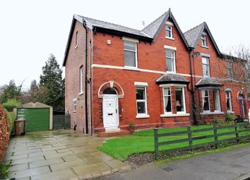 Thumbnail 4 bed semi-detached house for sale in Mornington Road, Penwortham, Preston