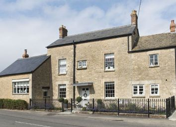 Thumbnail 5 bed cottage for sale in Church Hanborough, Witney