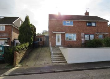 Thumbnail 2 bed semi-detached house for sale in Chaucer Close, Berkhamsted