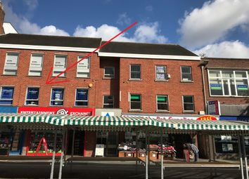 Thumbnail Office to let in First Floor, Suite 2, 79-79A High Street, Newcastle-Under-Lyme, Staffordshire