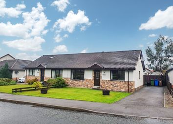 Thumbnail 3 bed semi-detached bungalow for sale in Boswell Road, Inverness